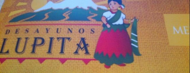 Desayunos Lupita is one of Foráneos Mex 🚘✈️.