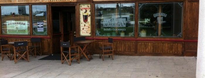 Morrigan's Pub is one of Para comer e beber... Galicia enteira.