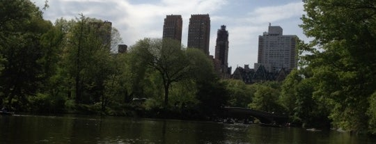 The Loeb Boathouse is one of 101 places to see in Manhattan before you die.