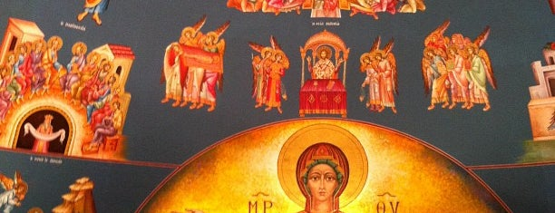 Greek Orthodox Metropolis Cathedral of Denver is one of My Places.