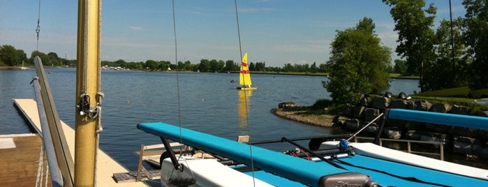 Ecole De Voile De Lachine is one of Catherineさんの保存済みスポット.