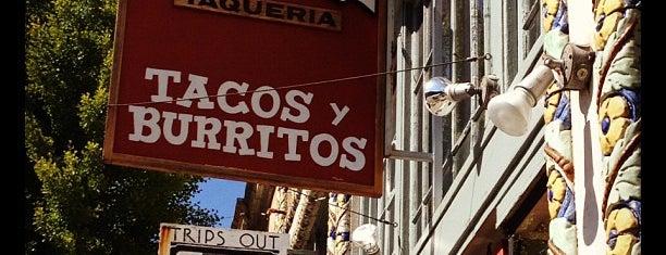 Gordo Taqueria is one of SF Visit.