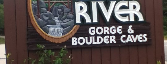 Lost River Gorge is one of Things to do nearby NH, VT, ME, MA, RI, CT.