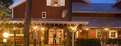 The Angus Barn is one of Raleigh Favorites.