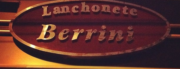 Lanchonete Berrini is one of The Best of Berrini.