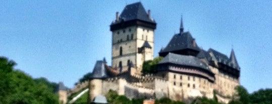 Státní hrad Karlštejn is one of visit again.