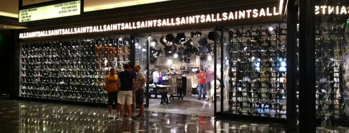 AllSaints is one of Places To Visit In Las Vegas.