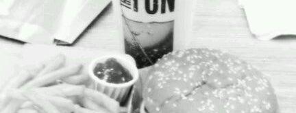 McDonald's is one of Tempat yang Disukai Nada.