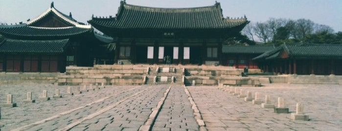 Changgyeonggung is one of Great Venues To Visit....