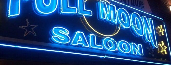Full Moon Saloon is one of Lugares favoritos de Alexander.