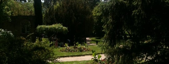 Jardin des Plantes is one of Aus, Bel, Fra, Ger, Ita & Swi.