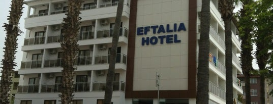 Eftalia Aytur Hotel is one of Turkiye Hotels.