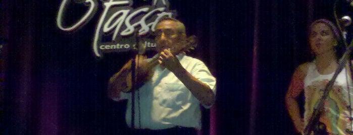 Torquato Tasso is one of Porteño.