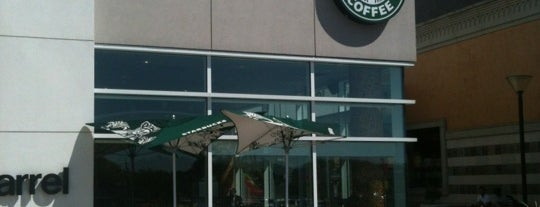 Starbucks is one of Jared's Liked Places.