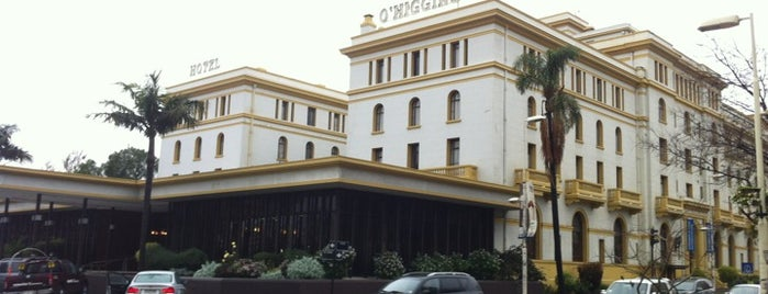 Hotel O'Higgins is one of Hoteles SCL.