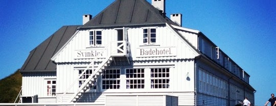 Svinkløv Badehotel is one of White Guide Nordic 2015: Very High Class.
