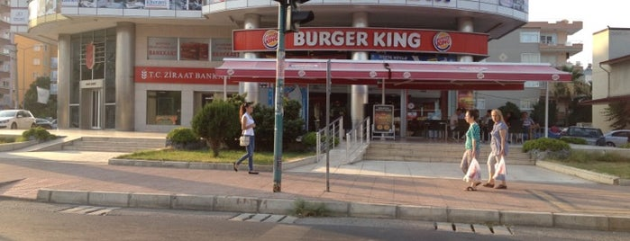 Burger King is one of Lugares favoritos de Tanyeli.