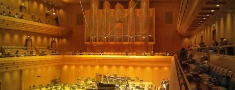 Tokyo Opera City Concert Hall is one of ★Favorite Live & Entertainment.