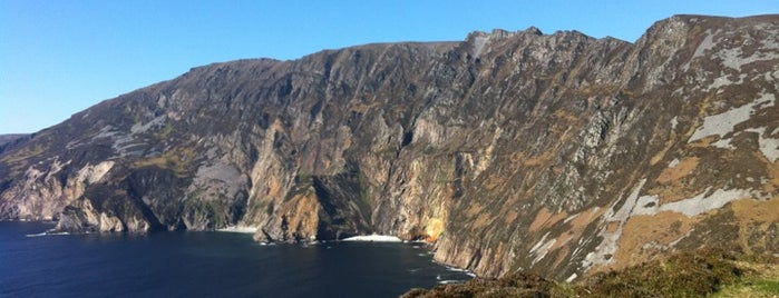 Slieve League is one of (Northern) Ireland.
