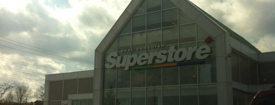 Real Canadian Superstore is one of Tempat yang Disukai Pablo.