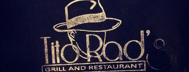 Tito Rad's Grill & Restaurant is one of ITP Foodies List.