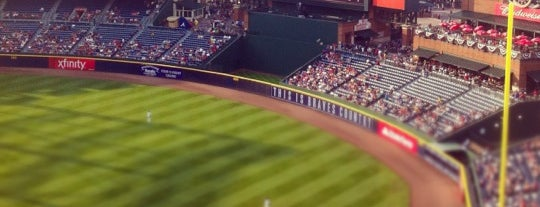 Turner Field is one of All-time favorites in United States (Part 1).