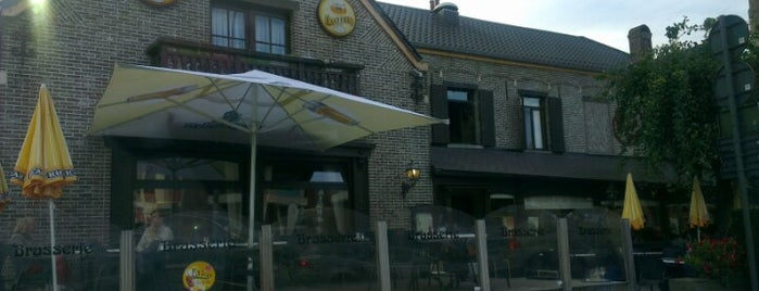 Brasserie Jezus-Eik is one of VISITED RESTAURANTS/GASTROPUBS/FRITUREN.