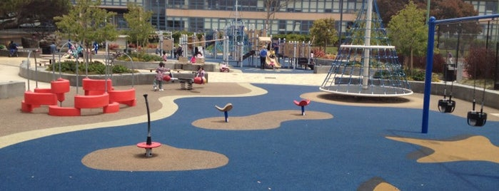West Sunset Playground is one of Kids SF.