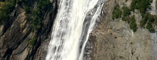 Parc de la Chute-Montmorency is one of QC.