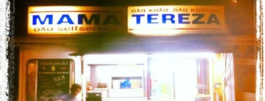 Mama Tereza is one of Lugares favoritos de Leonidas.