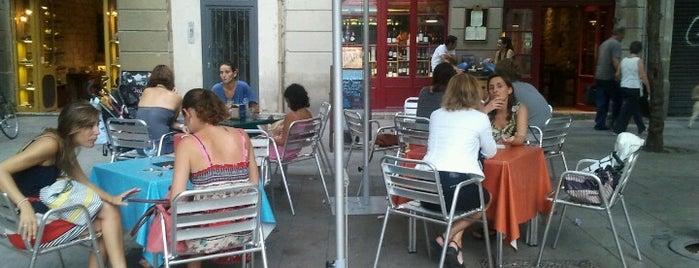 La Alcoba Azul is one of Terrazas Barcelona.