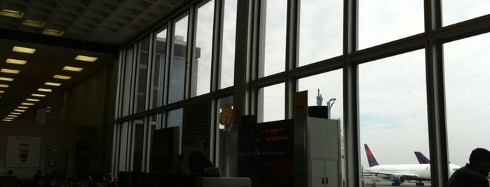 Gate C67 is one of AIRPORTS world.