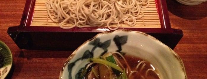 よなき蕎麦 癒庵 is one of 松山市の蕎麦屋.