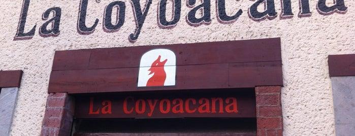 La Coyoacana is one of Lugares por visitar con mi Pequeña.