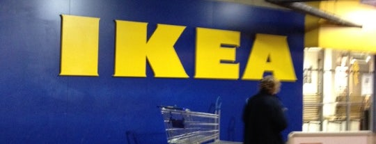 IKEA is one of Lugares favoritos de Anoud.