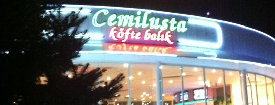 Cemilusta is one of trabzon :).