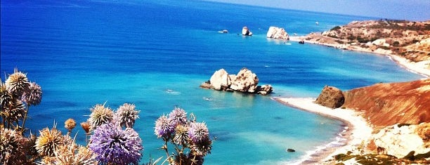 Petra tou Romiou | Rock of Aphrodite is one of Sunny Cyprus.