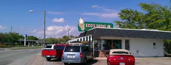 Edd's Drive In is one of Gulf Coast.