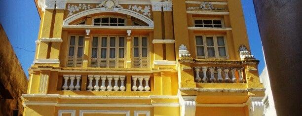 Casa de Cultura Jorge Amado is one of Tempat yang Disukai Marcio.