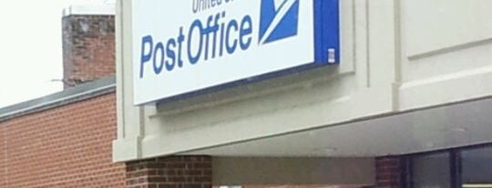 US Post Office is one of Jimmyさんの保存済みスポット.