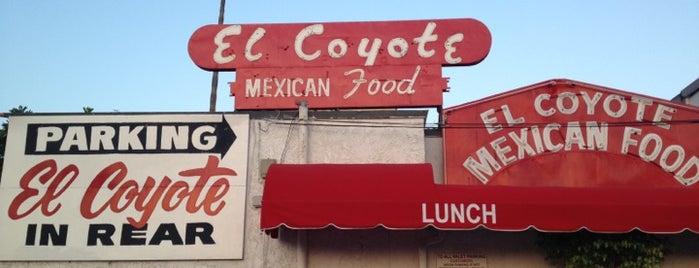 El Coyote is one of LA   Next.
