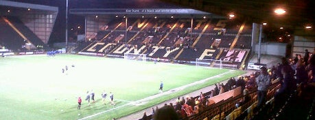 Meadow Lane Stadium is one of Soccer Stadiums.