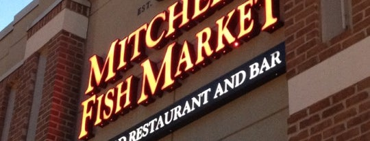 Mitchell's Fish Market is one of Stamford food & drinks.