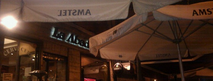 Restaurante La Abadía is one of Lugares favoritos de Vanessa.