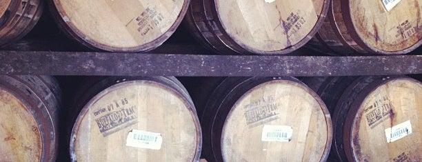 Buffalo Trace Distillery is one of Kentucky Y'all.