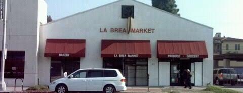 La Brea Kosher Market is one of L.A, bro..