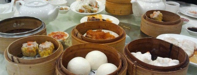 Dim Sum King Seafood Restaurant is one of Lieux sauvegardés par siva.