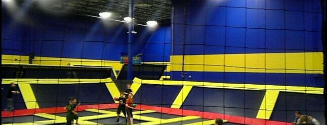 Sky High Sports is one of Chicago - Eats & Drinks.