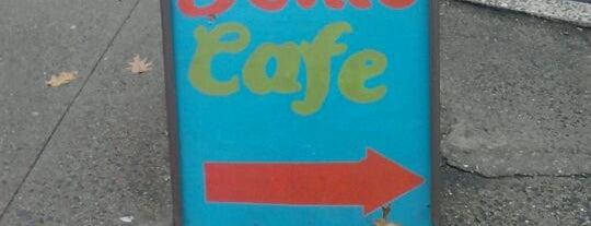 Mi Gente Cafe is one of Lieux sauvegardés par Lizzie.