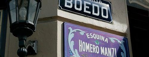 Esquina Homero Manzi is one of Comí en:.